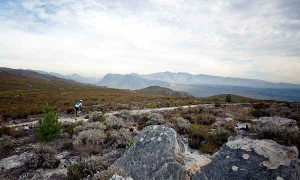 Stillwater Sports is excited to welcome Under Armour as the official apparel partner of the 2016 Cell C Arabella MTB Challenge that will take place at the Arabella Hotel & Spa in Kleinmond on Saturday, 23 April 2016 and Sunday, 24 April 2016. Mountain bikers will be treated to spectacular views this coming weekend at the 5th annual Cell C Arabella MTB Challenge.  Seen here:  Mountain bikers in action at the 2015 Cell C Arabella MTB Challenge.  Photo Credit:  Mark Sampson