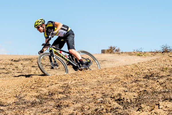 Professional mountain biker Erik Kleinhans will be seen in action at the 5th annual Cell C Arabella MTB Challenge on Saturday, 23 and Sunday, 24 April 2016.  Photo Credit:  Craig Kolesky