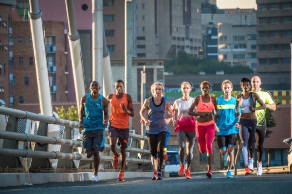 "The inaugural FNB Joburg 10K CITYRUN will start at the FNB Bank City Johannesburg on Saturday, 24 September 2016 (National Heritage Day).  Entrants will be given the unique opportunity to 'explore their city"".  Entries are officially open.  Photo Credit:  Tobias Ginsberg"