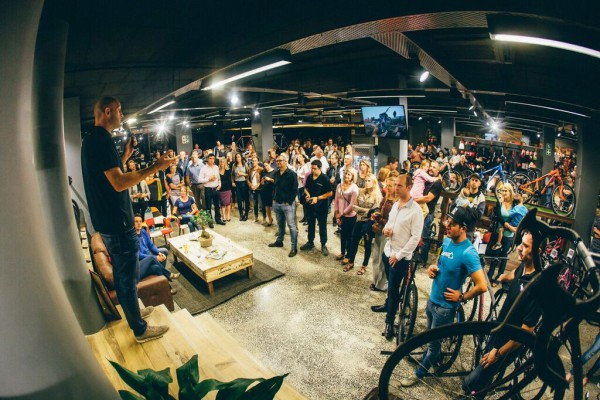 Concept Store launch, Tygerberg Cycles