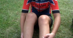 Port Elizabeth cyclist Anja Gerber ticked off one of her goals when she was selected for the junior national women's road team that will be competing in races across Europe from the end of June.