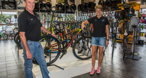 WallyFlint_and_IngridFlint_with_the_new_Lapierre_bikes