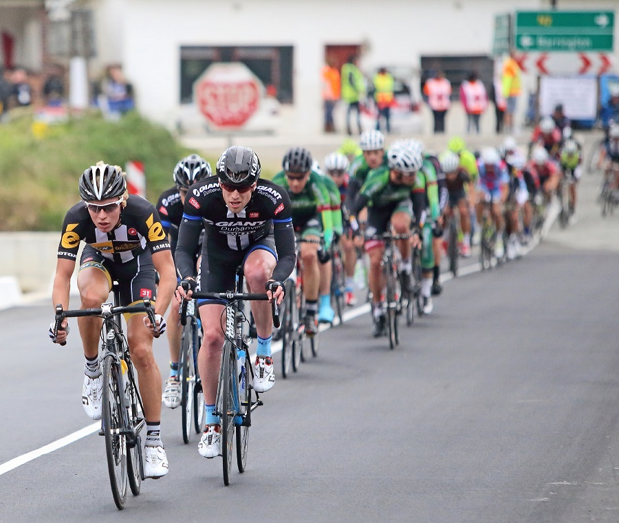Knysna Cycle Tour, which takes place on the first weekend of the Oyster Festival