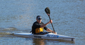 AQRate's Louw van Riet and the rest of the 2016 Berg River Canoe Marathon field are breathing easier than they were this time twelve months ago as the Berg River looks set to serve up a low yet manageable water level for this year's clash from Paarl to Velddrif from 13-16 July.