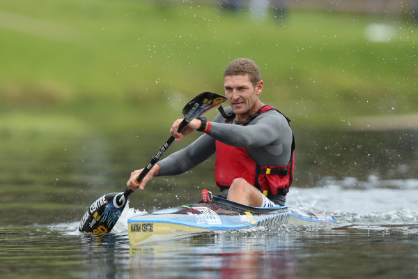 Euro Steel/Kayak Centre's Hank McGregor has confirmed he will go in search of a record eleventh title when the 2016 Berg River Canoe Marathon from Paarl to Velddrif takes place from 13-16 July. John Hishin/ Gameplan Media