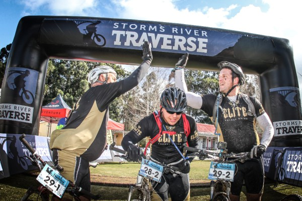 4.The camaraderie at the Glacier Storms River Traverse is legendary. Photo by: Oakpics.com.