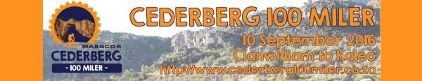 Cederberg100miler
