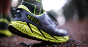 HOKA ONE ONE's maximalist, yet lightweight sole design, offering a high level of cushioning and stability. has made it the fastest growing running shoe brand in the world.  Photo Credits: www.zcmc.co.za