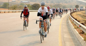 The feature road race at the Bestmed Cycle4Cansa Classic, which is hosted by Sun City, will return to its traditional route. Photo: Supplied
