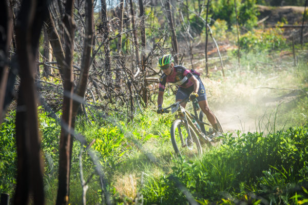 The organizers of the FNB Wines2Whales (W2W) Mountain Bike (MTB) Events are excited to announce that the prize purse for the 2016 FNB W2W MTB Race has increased to an impressive R407 500.00.  Seen here:  Robyn De Groot in action during the 2015 FNB Wines2Whales MTB Race.  Photo Credit:  Tobias Ginsberg