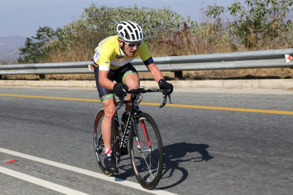 Team RoadCover's Willie Smit is targeting the individual time-trial in the Bestmed Jock Tour in Nelspruit this weekend. Photo: Rika Joubert