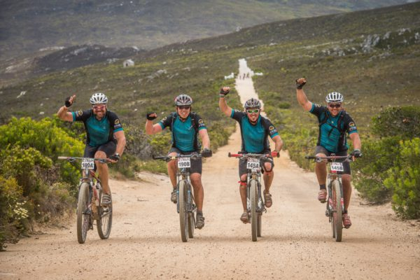 MTO is proud to announce a new partnership with the Western Cape's most revered three day stage mountain bike (MTB) event, the FNB Wines2Whales (W2W) MTB Events.  In addition to partnering with the FNB W2W MTB Events, MTO has also partnered with four premier off-road events that are hosted by leading sports marketing agency Stillwater Sports.   These events include:  the Pennypinchers Origin Of Trails, the Fedhealth XTERRA Grabouw, the Cell C AfricanX Trailrun presented by ASICS and the Cell C Arabella MTB Challenge.  Seen here:  Mountain bike enthusiasts in action during the 2015 FNB Wines2Whales MTB Events.  Photo Credit:  Tobias Ginsberg