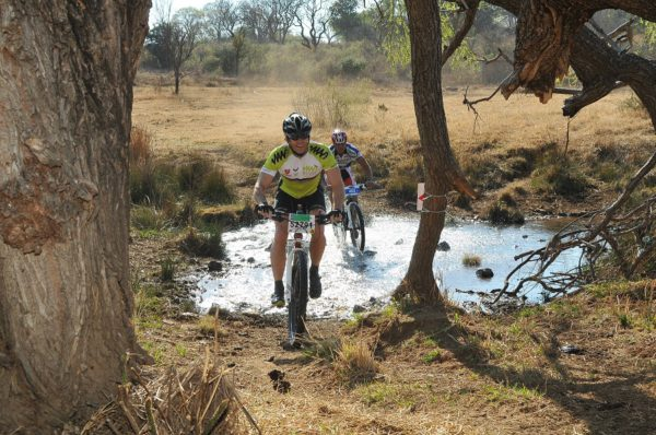 Riders in the Land Rover West Rand Silverstar MTB Challenge in Krugersdorp will be exposed to a variety of fun trails on September 10. Photo: Jetline Action Photo