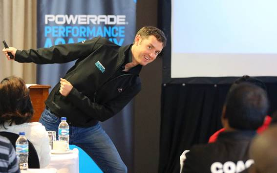 Tom Dawson Squibb, a leader in the field of mental coaching and a panelist at the 2016 Powerade Performance Academies, has put together a selection of top mental conditioning tips