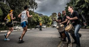 Marathon runners feed on encouragement to get them over the line. Many are far away from home, visitors to this beautiful city. Supporters are urged to turn out and cheer runners at the prestigious annual Sanlam Cape Town Marathon on September 18.