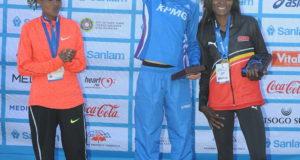 TOP3LADIES – Top 3 Ladies of Sanlam Cape Town Marathon 2016 42.2km event