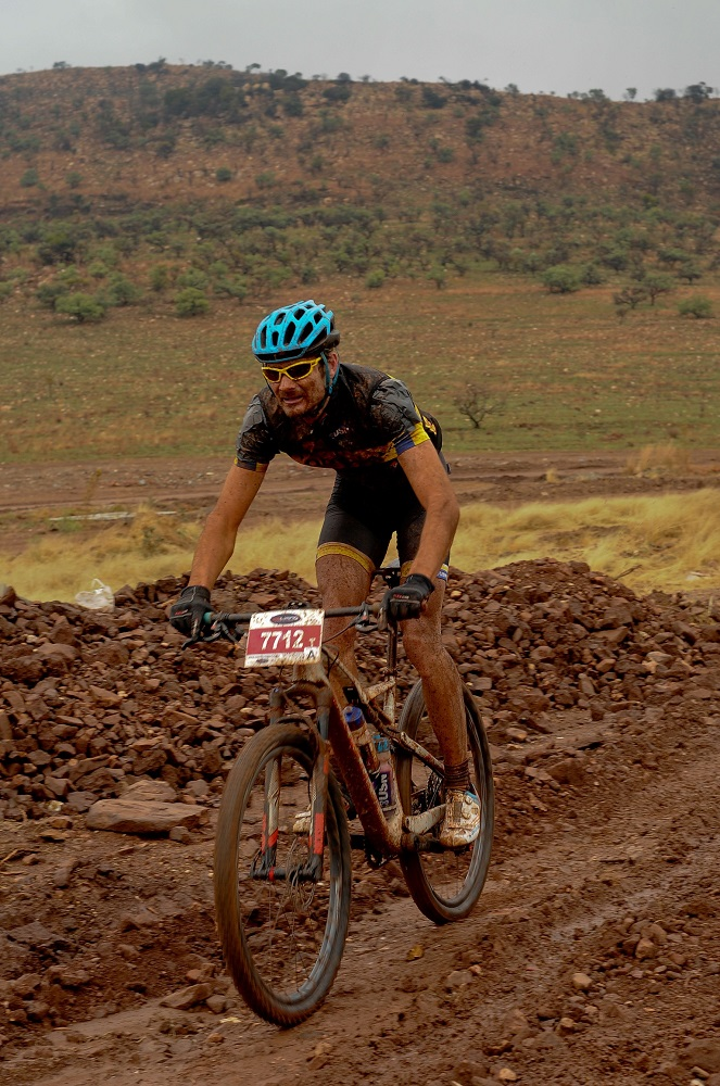 Henry Uys will be out to defend his title in the Land Rover West Rand Silverstar MTB Challenge in Krugersdorp on September 10. Photo: Supplied