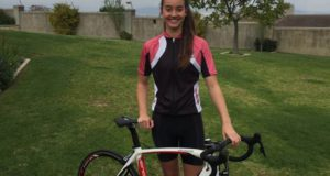 Kelly Vroon has eyes firmly set on Olympics in Tokyo