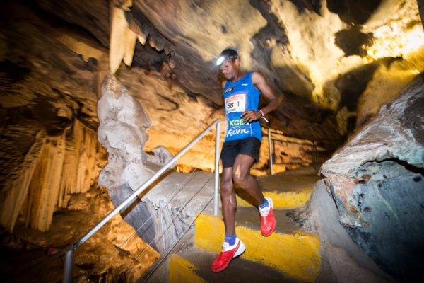 1.The Fairview Dryland Traverse offers trail runners the unique opportunity of running through the Cango Caves. Photo by: zcmc.co.za.