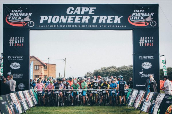 2015 Cape Pioneer Trek