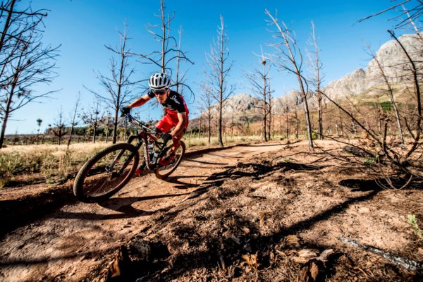 "The 2016 FNB Wines2Whales (W2W) Mountain Bike (MTB) Race could aptly also be referred to as the ""clash of the titans"" as elite riders, both local and from abroad, prepare to battle it out on route the weekend of 11 – 13 November 2016.  Seen here:  James Reid (Stellenbosch) of Team Spur Topeak Ergon will be gunning for a successful title defence with team member Erik Kleinhans (Stellenbosch) at the 2016 FNB W2W MTB Race the weekend of 11 – 13 November 2016.  Photo Credit:  Craig Kolesky"
