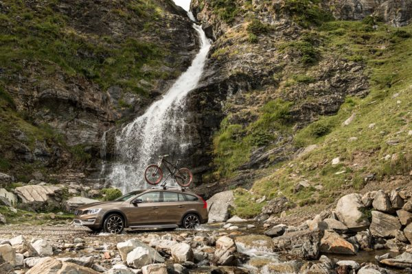 Volvo Cars South Africa have come on board as vehicle partners for the TransCape MTB taking place in February next year. Photo: Supplied