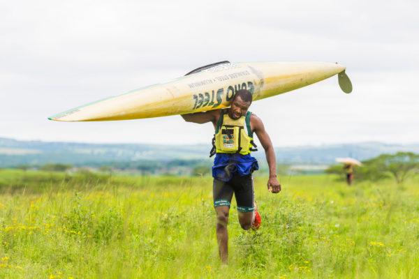 A fourth win in a row for Martin Dreyer's Computershare Change a Life Academy ambassador and Euro Steel/Red Bull star Sbonelo Khwela at the recent Umpetha Challenge highlights the work that is being done with the academy and their paddlers. Anthony Grote/ Gameplan Media
