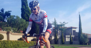 Andrea Steyn will be linking up with Team Bestmed-ASG for the 947 Challenge on November 20. Photo: Supplied