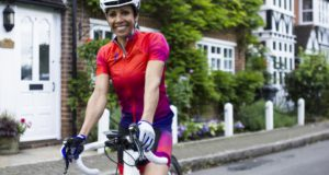 For someone who has conquered a myriad of challenges, British Olympic Games hero Dame Kelly Holmes feels a tremor of trepidation as she looks ahead to the Bestmed Tour of Good Hope cycling race in South Africa next year.