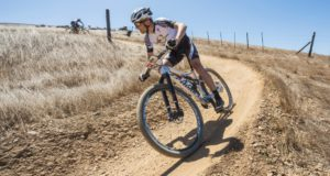 Christoph Sauser returns to racing after a year in retirement; though he still took part in the 2016 Absa Cape Epic, riding with Sipho Madolo. Photo by Dominic Barnardt | Cape Epic | SPORTZPICS.