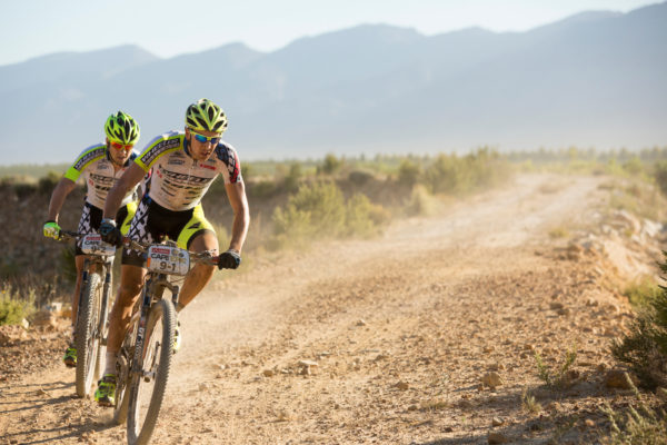 2016 Absa Cape Epic Stage 2 15 March