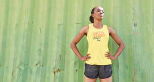 PUMA has a knack for identifying talent and this time around the Global Sports Brand have put their name behind five up and coming Jamaican athletes.  Christine Day (4x400 relay), Leah Nugent (400m hurdles), Fitzroy Dunkley (4x400m relay), Damar Forbes (long jump), and Chanice Porter (long jump).