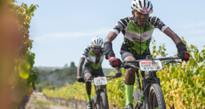 Photo by Mark Sampson/Cape Epic/SPORTZPICS