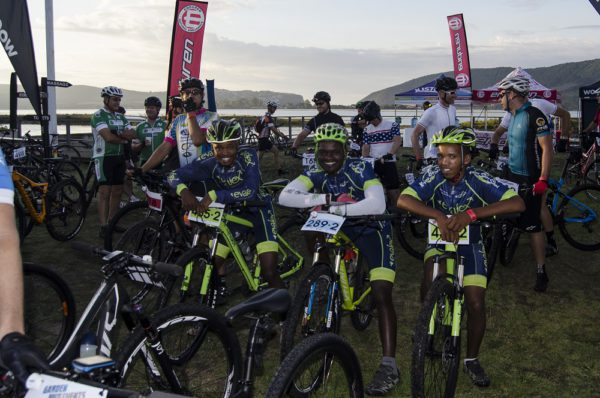 Organisers of the Garden Route 300 mountain bike race have settled on a choice selection of venues for this year's event, which starts in Knysna on April 28. Photo: Julie Ann Photography