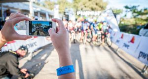 Thanks to the Igen sponsorship, riders in the PwC Great Zuurberg Trek in Addo just outside Port Elizabeth will be able to stay connected this year. Photo: Great Zuurberg Trek