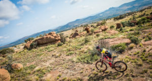One lucky mountain biker will take home a whopping R35 000 Specialized voucher on Saturday, 03 June 2017 after completing the revered FNB Magalies Monster MTB Classic that will take place at the ATKV, Buffelspoort on Saturday, 03 June 2017.  Seen here:  Riders in action during the 2016 FNB Magalies Monster MTB Classic.  Photo Credit:  Tobias Ginsberg