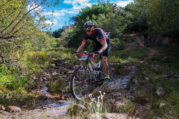 Riders in the PwC Great Zuurberg Trek will face a variety of challenges when the three-stage mountain bike race takes place near Port Elizabeth in May. Photo: Warren Elsom
