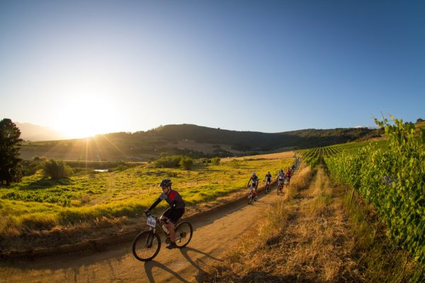 The third Bestmed Paarl MTB Classic will take riders through the scenic Paarl Mountain Nature Reserve and along custom-built single-track trails. Photo: Capcha Photography