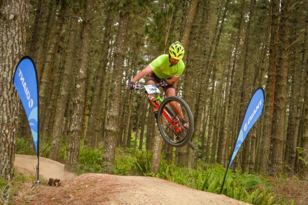 The opening leg of the Madibaz XCO Series will take place on the NMMU campus in George on April 23. Photo: Supplied