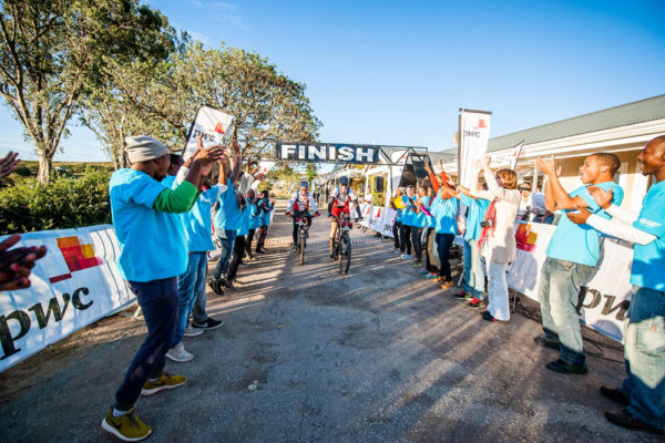 Having developed a close rapport over the years, next month's PwC Great Zuurberg Trek will further strengthen the mountain bike event's partnership with the Unity in Africa Foundation.