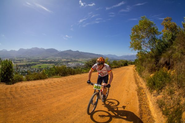Participants in the Bestmed Paarl MTB Classic will take on a unique and varied route from Rehbokskloof Wine Estate on Saturday. Photo: Capcha Photography
