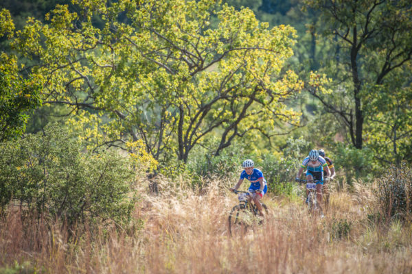 Regulars on the XTERRA racing circuit, Nico Sterk (Centurion) and Sylvia van Tromp (Vanderbijlpark) will once again be seen in action in Buffelspoort, but this time round they will compete over a two day period, first at the FNB Magalies Monster MTB Classic on Saturday, 03 June 2017 followed by the FNB Platinum Trail Run on Sunday, 04 June 2017.  Both events will start and finish at the ATKV, Buffelspoort.  Seen here:  Nico Sterk in action at the 2016 FNB Magalies Monster MTB Classic.  Photo Credit:  Tobias Ginsberg
