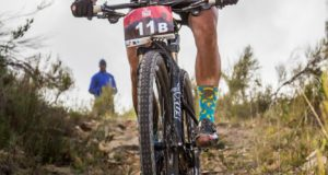 Oudtshoorn's Yolande de Villiers will join forces with George's Neill Ungerer in the PwC Great Zuurberg Trek mountain bike race at the Zuurberg Mountain Village, near Port Elizabeth, from May 26 to 28. Photo: Warren Elsom