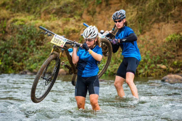 The Parker-Dennison sibling combination of Candice and Wesley feel they are more prepared for this year's dusi2c than they have been in the past when the race takes place from 10-11 June. Anthony Grote/ Gameplan Media