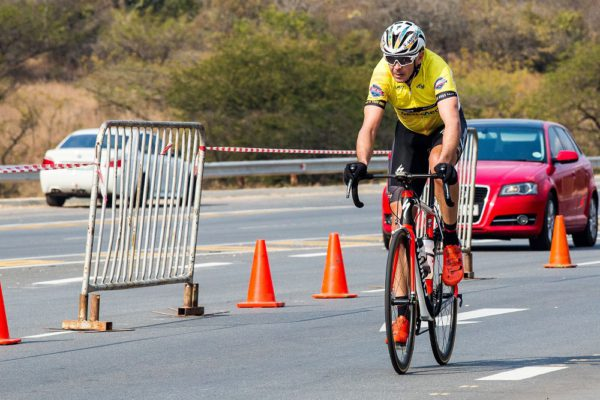 NAD Pro's Nico Bell, seen here in action during last year's Bestmed Jock Tour, believes stage two holds the key to success in the Bestmed Jock Classic, presented by Rudy Project, in Mbombela, Mpumalanga, on July 15. Photo: Memories 4u Photography