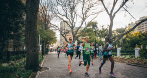 Returning to the Mother City on Wednesday, 09 August 2017 (National Women's Day) the Totalsports Women's Race will proudly showcase the true beauty of Cape Town while transporting runners and walkers on a 5km and 10km journey where they will #RunForLife in support of PinkDrive.  Seen here:  Runners in action at the 2016 Totalsports Women's Race in Cape Town.  Photo Credit:  Ewald Sadie
