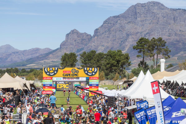 The Absa Cape Epic's Grand Finale found a new home in 2017 … and now it is going to stay there.