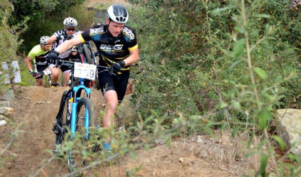 When the going gets tough the tough have to sometimes get off and push in the Momentum Health MTB X
