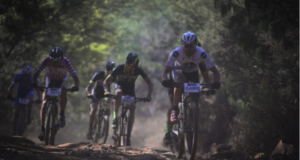 Top contenders for the men's podium will include Gawie Combrinck & Nico Bell riding for Team NAD Pro as well as Philip Buys and Matthys Beukes from team Pyga Eurosteel. Photo Credit: www.zcmc.co.za
