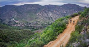 The infamous MAC, or Mother of All Climbs, to Bergplaas will be slightly easier this year as Eastern Cape Parks has laid cement tracks up the climb. Photo by Jacques Marais/Pentax.